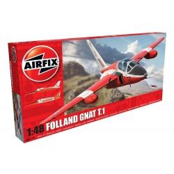 Airfix 1/48 Folland Gnat