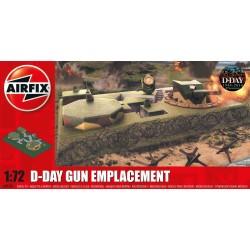 Airfix 1/72 D-Day Gun Emplacement
