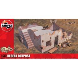 Airfix 1/32 Desert Outpost