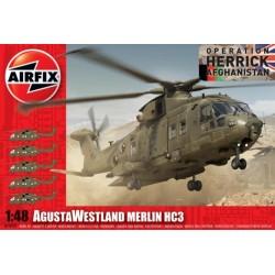 Airfix 1/48 AgustaWestland Merlin HC3