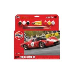 Airfix 1/32 Starter Set Ford 3 Litre GT