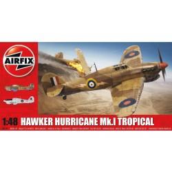 Airfix 1/48 Hawker Hurricane Mk1-Tropical