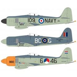 Airfix 1/48 Hawker Sea Fury FB.II Export Edition
