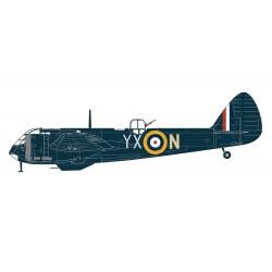 Airfix 1/48 Bristol Blenheim Mk.IF