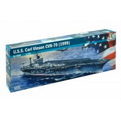 Italeri 1/720 U.S.S. CARL VINSON CVN-70 (1999)