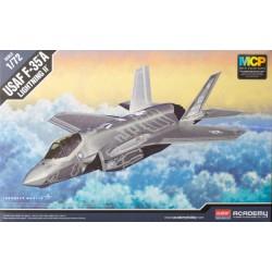 Academy 1/72 USAF F-35A Lightning II