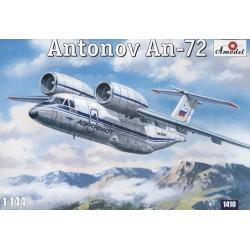 AModel 1/144 Antonov An-72