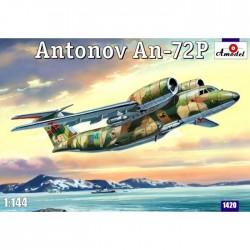AModel 1/144 Antonov An-72P