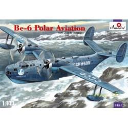 AModel 1/144 Beriev Be-6 reconnaissance a.patrol aicr