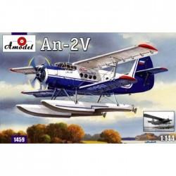 AModel 1/144 Antonov An-2V floatplane