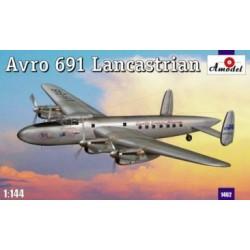 AModel 1/144 Avro 691 Lancastrian