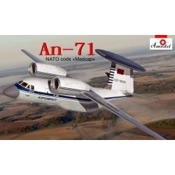AModel 1/144 Antonov An-71 Madcap Soviet AWACS aircra