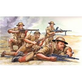 Italeri WW2 BRITISH 8th ARMY