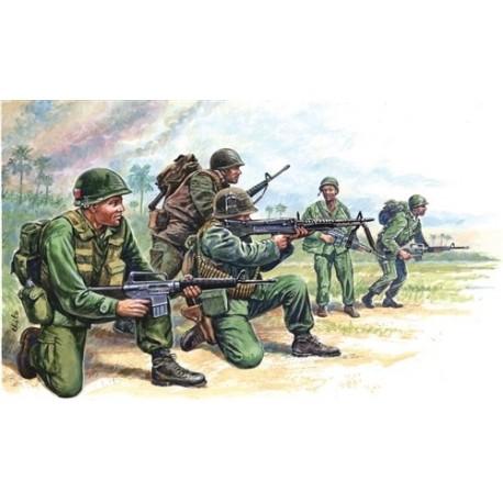 Italeri AMERICAN SPECIAL FORCES
