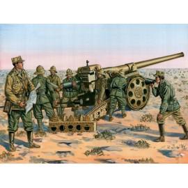 Italeri 1/72 Cannone Italiano Da 149/40