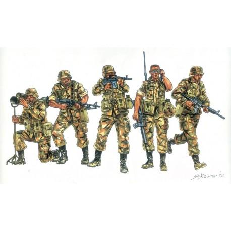 Italeri Modern US Soldiers
