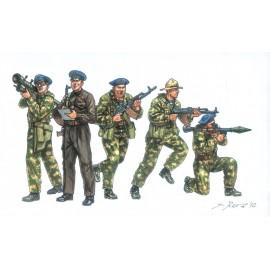 Italeri 1/72 Russian Para Spetsnaz