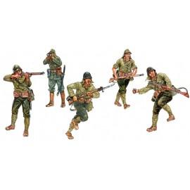 Italeri 1/72 WWII- Japanase Infantry