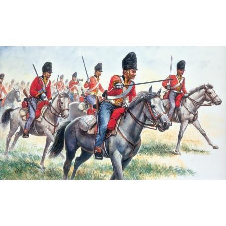 Italeri BRITISH HEAVY CAVALRY SCOT GREYS
