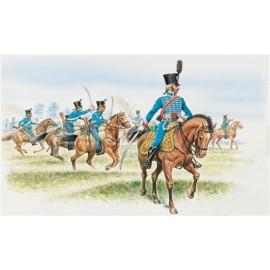 Italeri 1/72 French Hussars