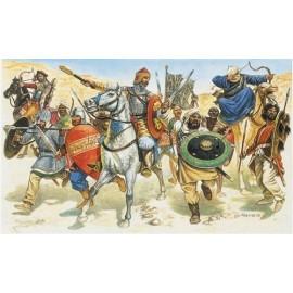 Italeri 1/72 Moors / Saracens (11th Century)