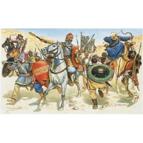 Italeri MOORS / SARACENS (11TH CENTURY)