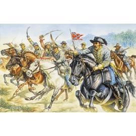 Italeri 1/72 Confederate Cavalry