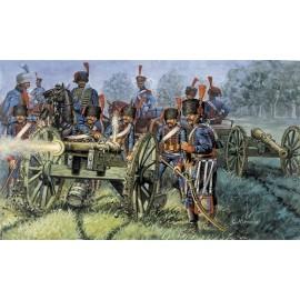 Italeri 1/72 French Line/Guard Artillery