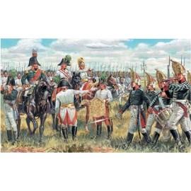 Italeri 1/72 Nap.Wars-Austrian & Russian Gen. St