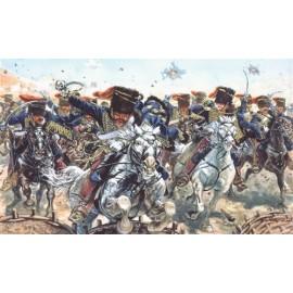Italeri 1/72 Crimean War-British Hussars