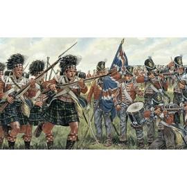 Italeri 1/72 Napol.Wars.- British+Scots Infantry