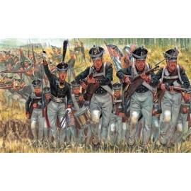 Italeri 1/72 Napoleonic Wars Russian Infantry