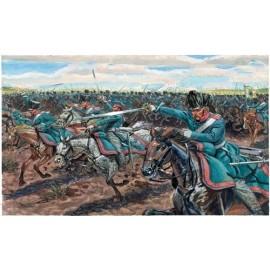 Italeri 1/72 Napoleonic Wars - Prussian Cavalry