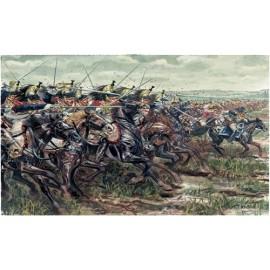 Italeri 1/72 Napoleonic Wars-French Cuirassieurs
