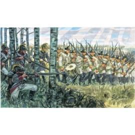 Italeri 1/72 Napoleonic Wars - Austrian Infantry 1798-1805