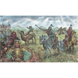 Italeri 1/72 XIIIth Century-Mongol Cavalry
