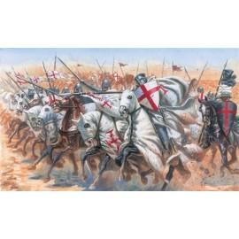 Italeri 1/72 Medieval Era Templar Knights