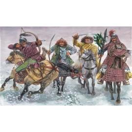 Italeri MONGOLS