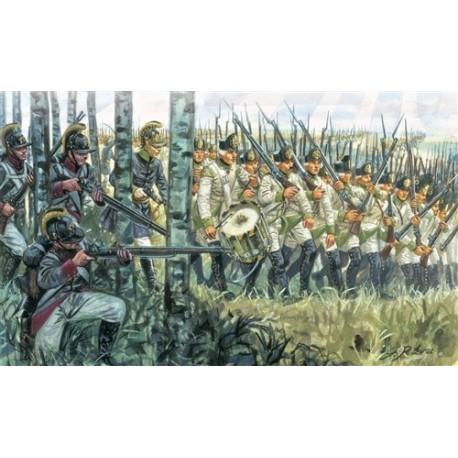 Italeri NAPOLEONIC WARS - AUSTRIAN INFANTRY 1798-1805
