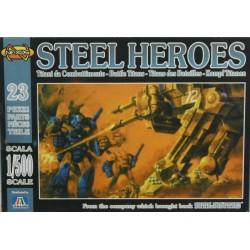 Italeri 1/72 XXX STEEL HEROES