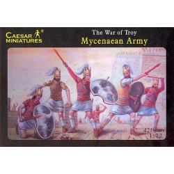 Caesar Miniatures 1/72 Ancient Mycenaean Army