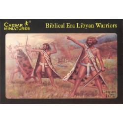 Caesar Miniatures 1/72 Biblical Libyan Warriors