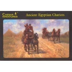 Caesar Miniatures 1/72 Egyptian Chariots