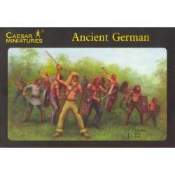 Caesar Miniatures 1/72 Ancient German Warriors