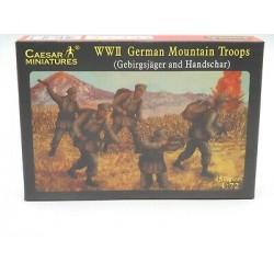 Caesar Miniatures 1/72 German Gebirgsjager