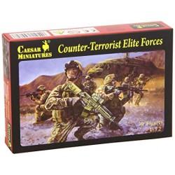 Caesar Miniatures 1/72 Counter-Terrorist Elite Forces