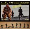 Caesar Miniatures 1/72 German Infantry 1943