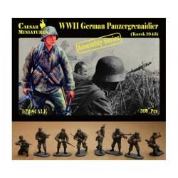 Caesar Miniatures 1/72 German Panzergrenaidier (Kursk 1943)