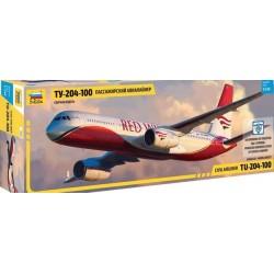 Zvezda 1/144 Tupolev TU 204-100 Cargo
