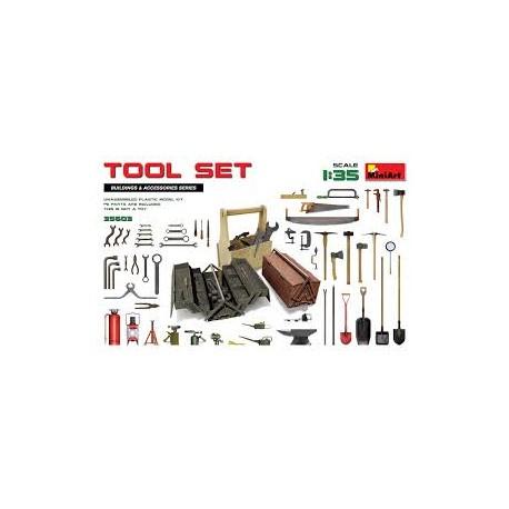 Miniart 1/35 Tool Set